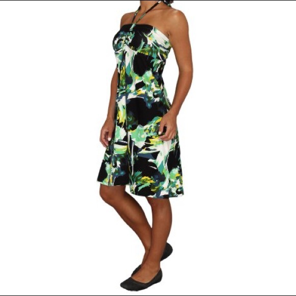 830633a3b Patagonia Fire Flowers Kamala Skirt Dress. M_5b7b48cd81bbc83360e20d79